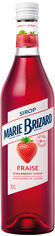 Акция на Сироп Marie Brizard De Fraise Strawberry 0.7 л (3041311026447) от Rozetka