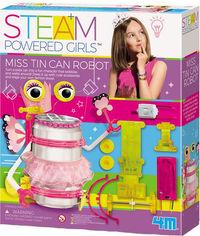 Набор для творчества 4M Робот-модница (00-04906) от Rozetka