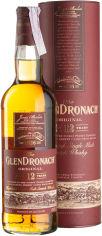 Акция на Виски GlenDronach 12уо Original 0.7 л 43% в тубусе (5060088791646) от Rozetka