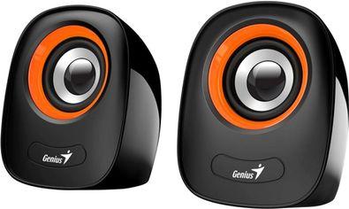Акустическая система Genius SP-Q160 Orange (31730027402) от Rozetka