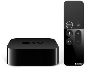 Apple TV 4K 64GB (MP7P2RS/A) от Rozetka