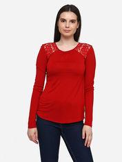 Лонгслив H&M 6140996 S Красный (hm03214491722) от Rozetka