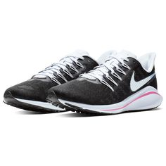 Nike Zoom Vomero 14 Кроссовки Женские Черные/Розовые от SportsTerritory