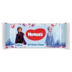 Акция на Салфетки влажные Huggies Frozen, 56 шт от Chicco