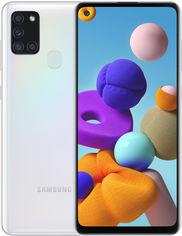 Samsung Galaxy A21s 3/32GB White A217 (UA UCRF) от Stylus