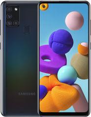 Samsung Galaxy A21s 3/32GB Black A217 (UA UCRF) от Stylus