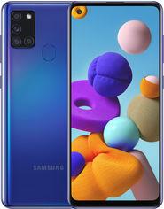 Samsung Galaxy A21s 3/32GB Blue A217 (UA UCRF) от Stylus