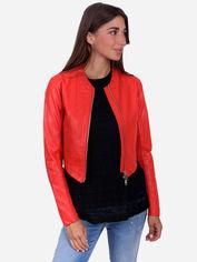 Акция на Куртка Twinset TS1071 S Красная (201030791) от Rozetka