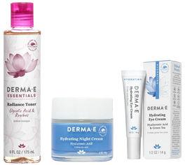 Набор Derma E для ночного ухода за кожей лица (030985806675) от Rozetka