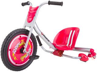 Велосипед Razor Flash Rider 360 с искрами Красный (627020) от Rozetka