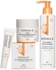 Набор Derma E для проблемной кожи (030985373839) от Rozetka