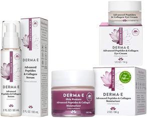 Программа по уходу Derma E Пептиды от глубоких морщин 45+ (030985070046) от Rozetka