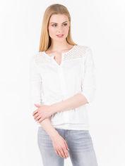 Блузка Tom Tailor tom06110004 M Белая (SHEK2000000440927) от Rozetka