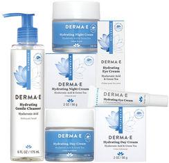 Программа по уходу Derma E Гиалуроновая кислота для увлажнения кожи 25+ (030985048448) от Rozetka