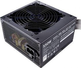 Акция на Блок питания Cooler Master MWE White V2 550W (MPE-5501-ACABW-EU) от MOYO