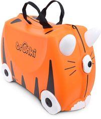 Детский дорожный чемоданчик Trunki Tiger Tipu (тигр TIPU) (TRU-T085) от Stylus