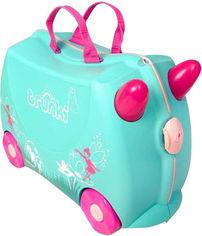 Детский чемодан для путешествий Trunki Flora Fairy (0324-GB01-UKV) от Stylus