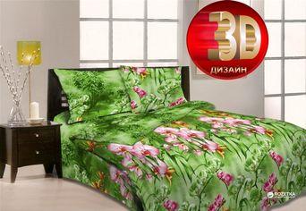 Комплект постельного белья Novita Бязь 3947-1 150х215х2 Combi (ROZ6205013192) от Rozetka