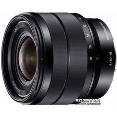 Акция на Sony 10-18mm f/4.0 для NEX (SEL1018.AE) от Rozetka