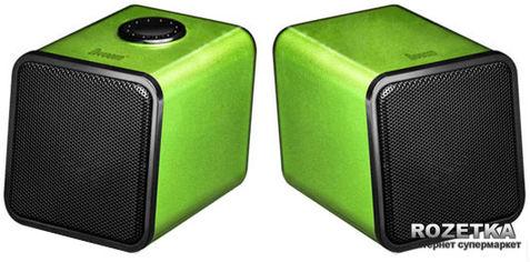Акустическая система Divoom Iris-02 USB Green (I02USBGRN) от Rozetka