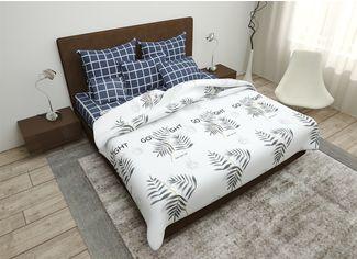 Акция на Комплект постельного белья MirSon Бязь Premium 17-0117 Alice 200х220 см (2200001609891) от Rozetka