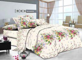 Акция на Комплект постельного белья MirSon Бязь 17-0106 Valente 200х220 см (2200001607910) от Rozetka
