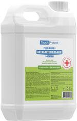 Акция на Жидкое мыло Touch Protect Алоэ вера-Чайное дерево с антибактериальным эффектом 5 л (4823109401587) от Rozetka
