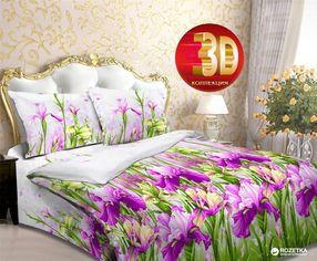 Комплект постельного белья Novita Бязь 3980-2 150х215x2 (ROZ6205021485) от Rozetka
