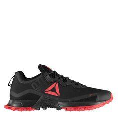 Reebok All Terrain Craze Мужские Кроссовки для Бега Черные/Красные от SportsTerritory