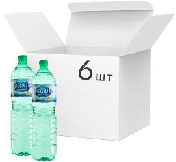 Упаковка минеральной негазированной воды Rocchetta Naturale 1.5 л х 6 бутылок (8009245001010_8009245002000) от Rozetka