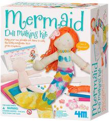 Набор для творчества 4M Кукла-русалка (00-02733) (4893156027337) от Rozetka