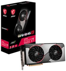 Видеокарта MSI Radeon RX 5600 XT 6GB DDR6 GAMING X от MOYO