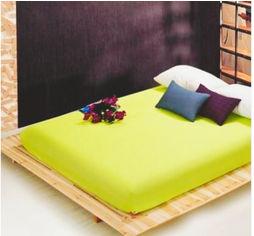 Постельный комплект U-tek Home Collection Cotton Lime полуторный (KLime02) от Rozetka