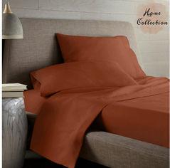 Постельный комплект U-tek Home Collection Cotton Mahagon полуторный евро (KMahagon01) от Rozetka