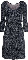Платье H&M XAZ104248RSEQ XS Темно-синее с белым (DD2000002430919) от Rozetka
