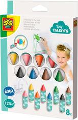 Набор для рисования в ванной Ses Creative Tiny Talents Водные Забавы 8 карандашей (13096S) от Rozetka