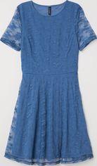 Платье H&M Divided XAZ122419NDAZ 36 Синее (DD2000002592921) от Rozetka
