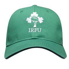 Canterbury IRFU Мужская Кепка Зеленая от SportsTerritory