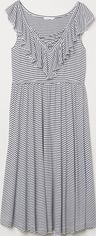 Платье H&M XAZ136594PTCW XS Белое с черным (DD2000002862840) от Rozetka