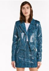 Куртка кожаная Patrizia Pepe от Lamoda