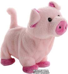 """Интерактивная игрушка Na-Na IF43S """"Свинка"""", двигающая хвостом и головой 20 см (T16-020) от Rozetka"""