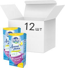 Упаковка молока ультрапастеризованного Lactel без лактозы 1.5% 1 кг х 12 шт (4823065708515) от Rozetka