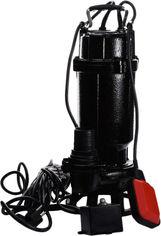 Насос фекальный с режущим механизмом VOLKS Pumpe WQ15-14G (8694900304190533) от Rozetka