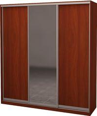 Шкаф-купе трехдверный Roko 179.2x242x60 см ДСП + Зеркало Яблоня локарно (20200024562) от Rozetka
