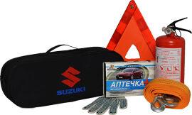 Акция на Сумка-набор автомобилиста Сузуки легковой 01-076-л черный (01-076-Л) от Rozetka