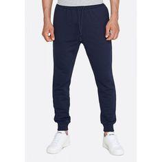 Спортивные штаны мужские Lotto SMART II PANT FT  NAVY BLUE 214475/1CI от Lotto-sport