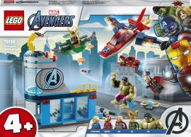 Акция на Конструктор LEGO Super Heroes Мстители: гнев Локи 223 детали (76152) от Rozetka