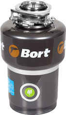 Акция на Измельчитель пищевых отходов BORT Titan 5000 Control от Rozetka