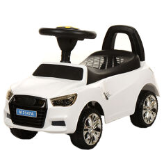 Акция на Каталка-толокар Bambi Audi M 3147A-1 Белый от Podushka