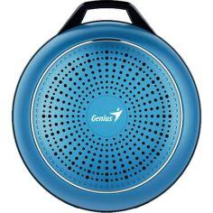 Акция на Портативная акустика Genius SP-906BT Plus Blue от MOYO